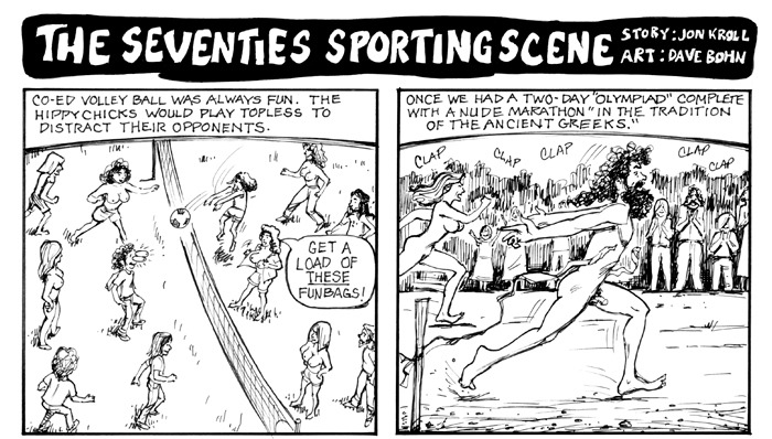 The Seventies Sporting Scene Page (1)